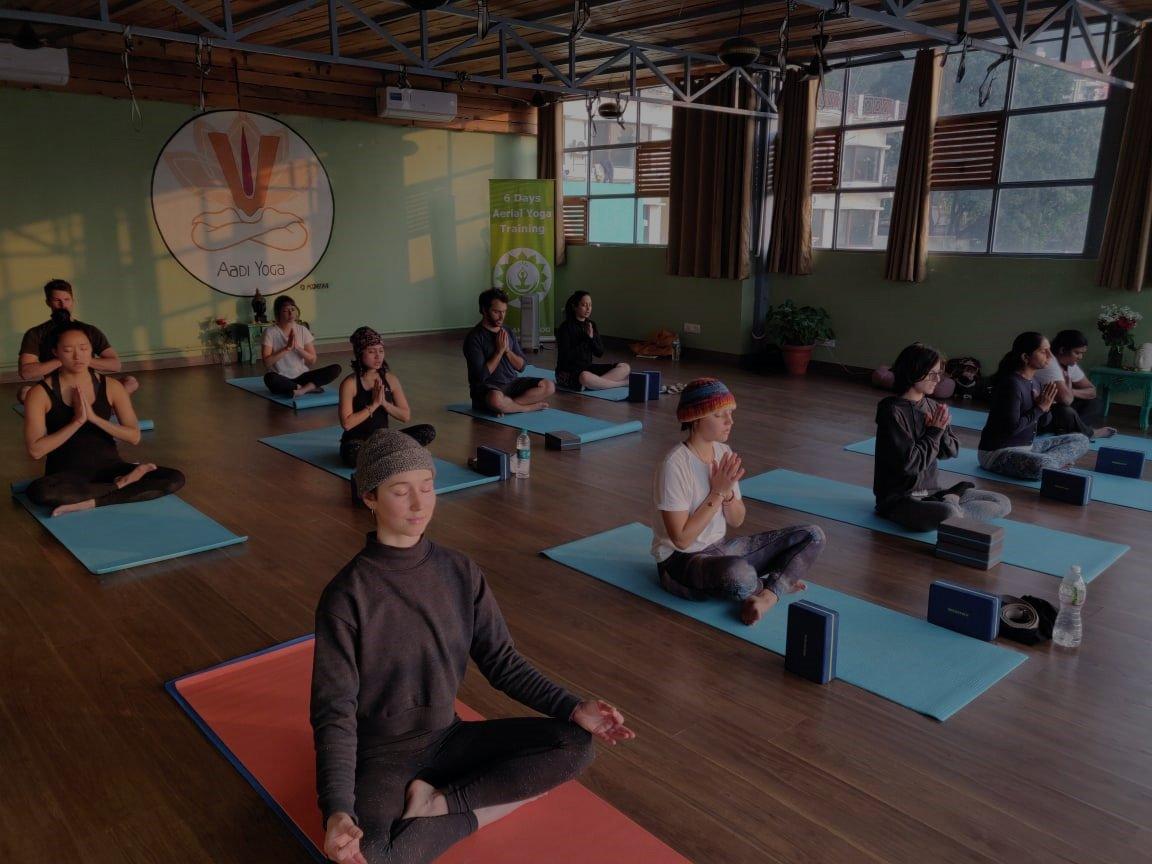 yoga alliance teacher training course